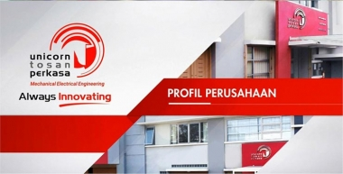Video Company Profile PT. Unicorn Tosan Perkasa